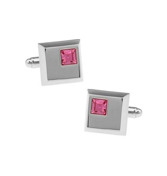 Gemelos Cristal Rosa