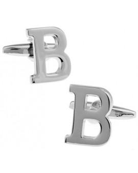 Big Letter B Cufflinks