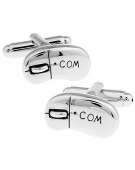 Wireless Mouse Cufflinks