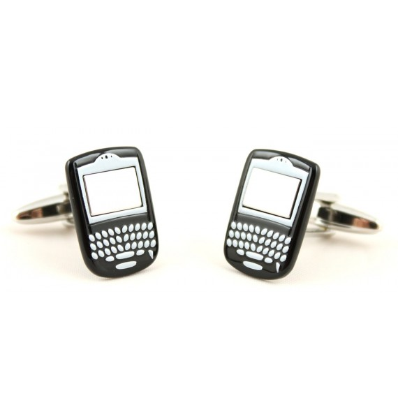Black Blackberry Cufflinks