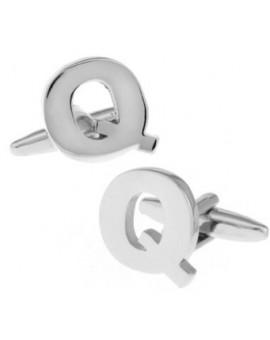 Letter Q Cufflinks
