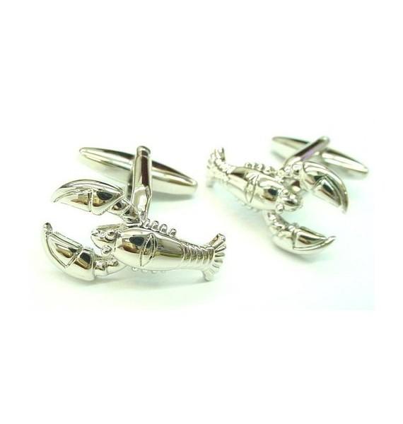 Lobster Cufflinks