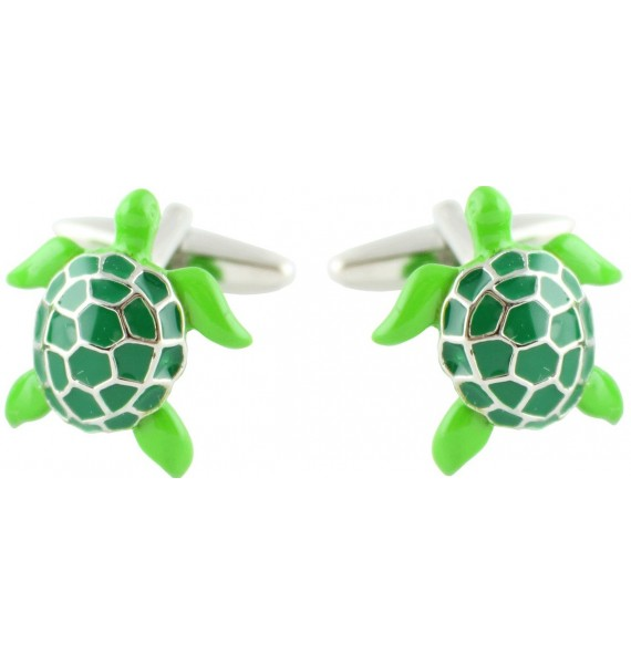 Gemelos Tortuga Verde