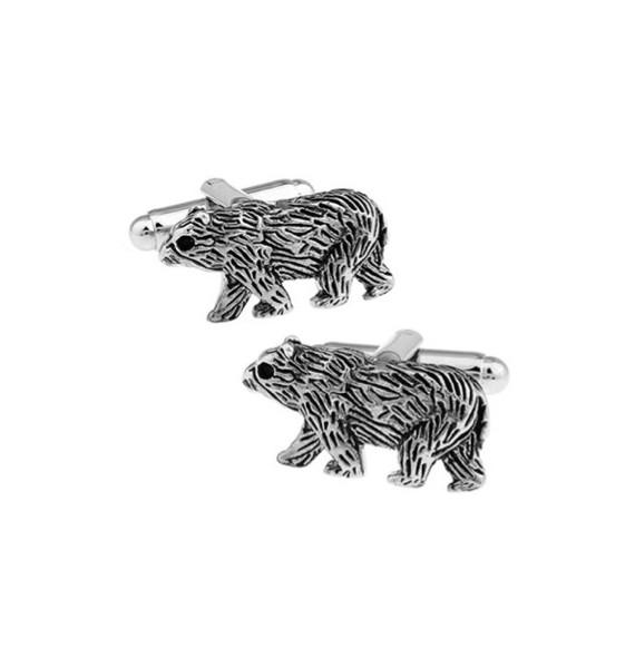 Bear Cufflinks