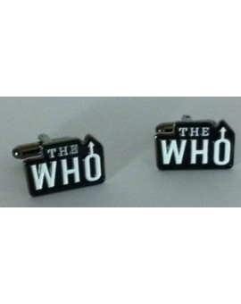 The Who Cufflinks