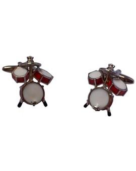 Drums Cufflinks
