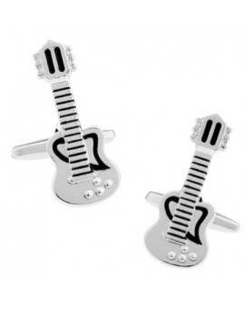 Spanish Guitar Cufflinks