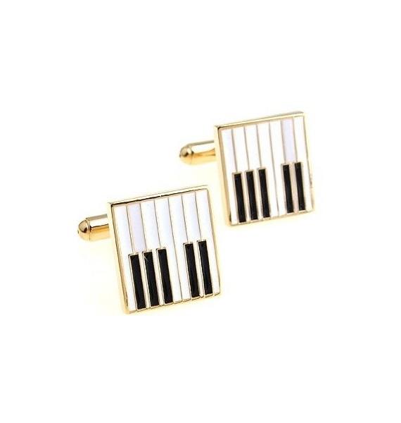 Gemelos Teclas de Piano