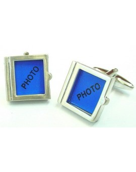 Square Locket Cufflinks