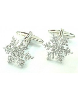 Snow Sign Cufflinks