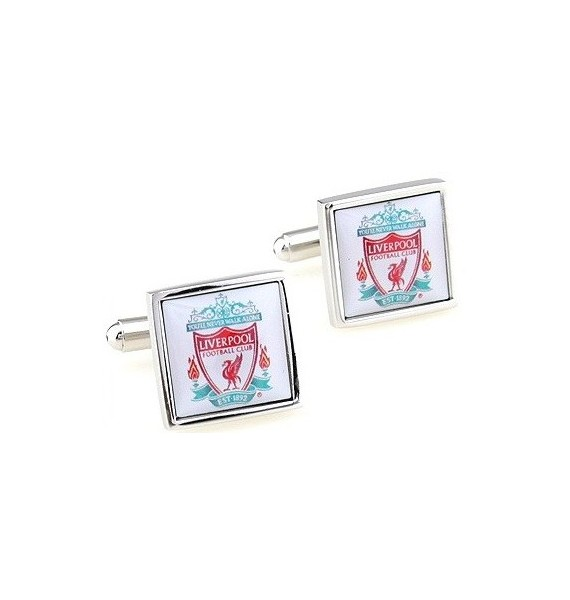 Gemelos para camisa Liverpool FC