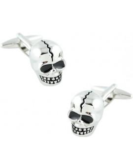 3D Skull Cufflinks