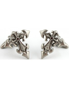 Medieval Cross Cufflinks