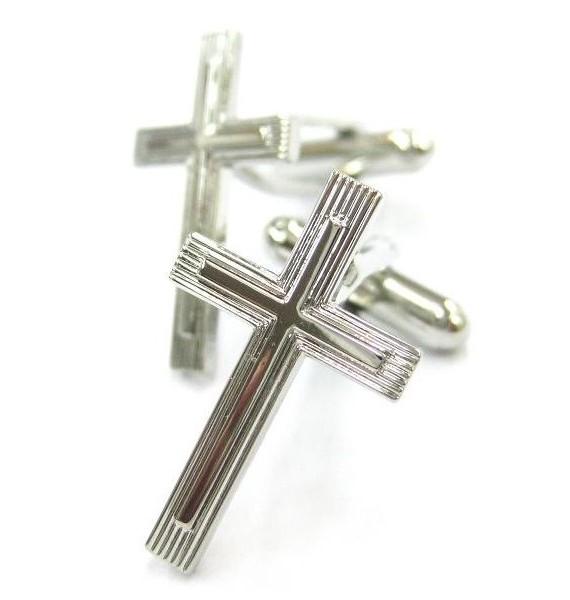 Christian Cross Cufflinks