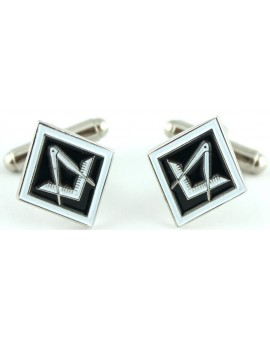 Masonry Symbol Cufflinks