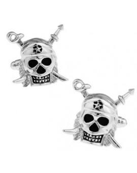 Gemelos Calavera Piratas del Caribe