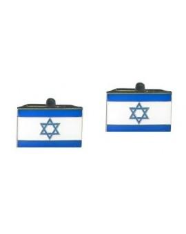 Gemelos Bandera de Israel