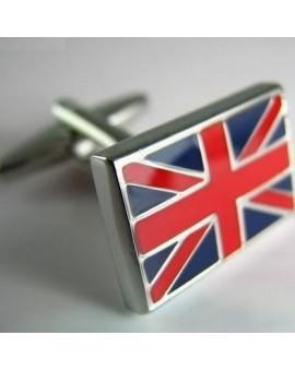 British Flag Cufflinks