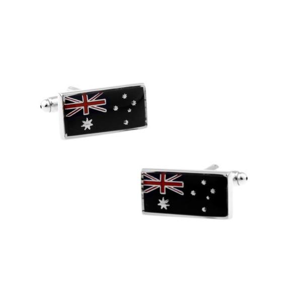 Gemelos Bandera de Australia