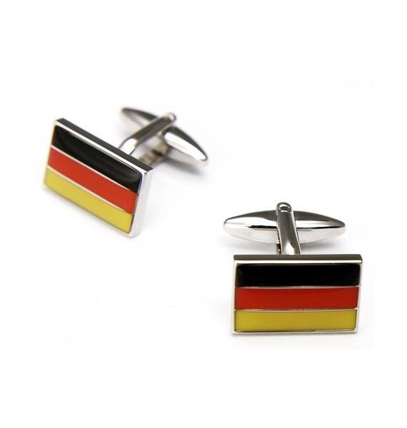 Gemelos Bandera de Alemania