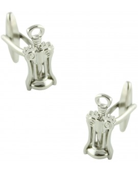 Corkscrew Cufflinks