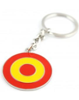 Spanish RAF Keychain