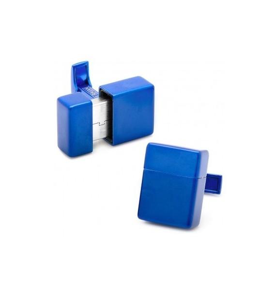 Gemelos USB 8GB Azul