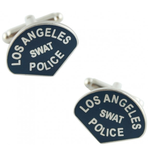 Los Angeles SWAT Cufflinks