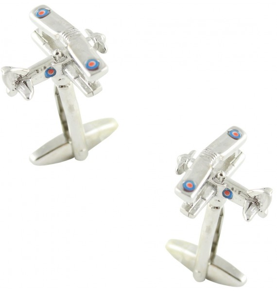 Sopwith Pup Aircraft Cufflinks