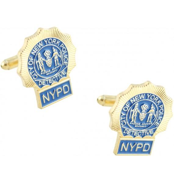 New York Police Department Cufflinks