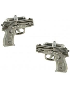 Gemelos Pistola Block