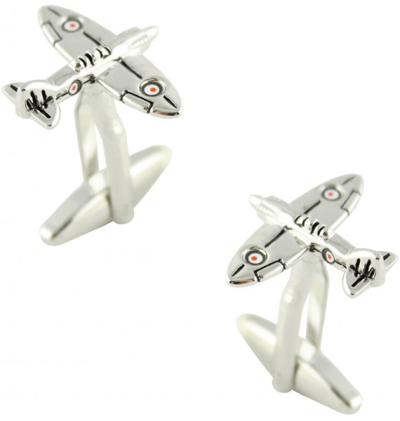 Light Combat Aircraft Cufflinks