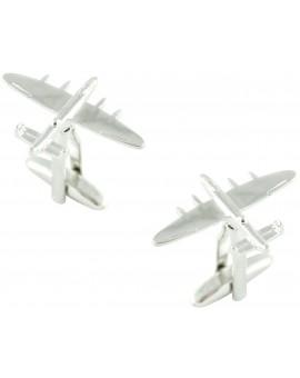 Gemelos Avión Lancaster Bombardero
