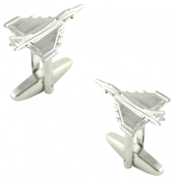 Mirage 2000 Aircraft Cufflinks
