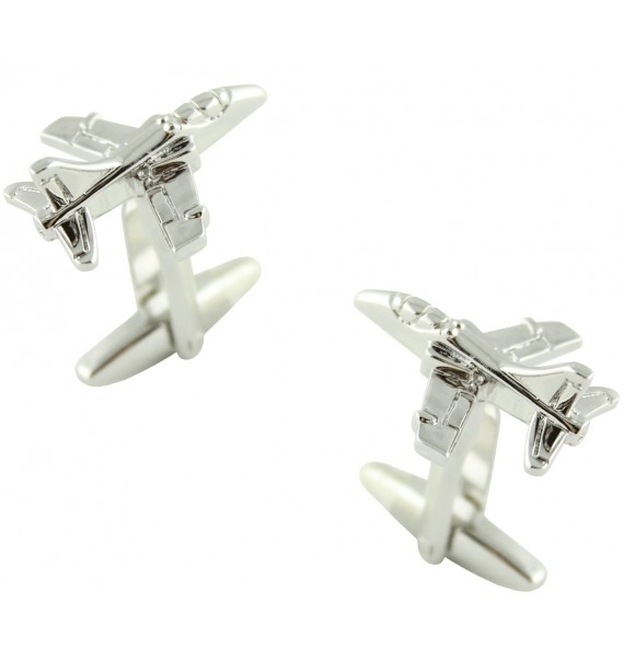 Hawk Aircraft Cufflinks