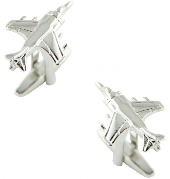 Harrier Jet Cufflinks
