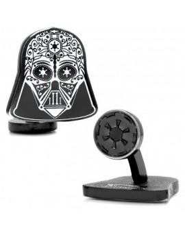 Darth Vader Sugar Skull Star Wars Cufflinks