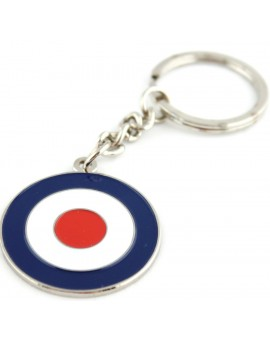 French RAF Keychain