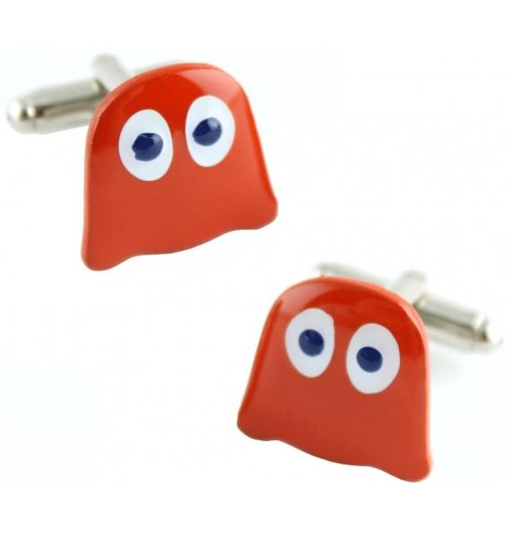 Gemelos Comecocos Rojo