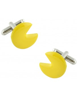 Pac-Man Cufflinks