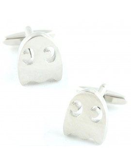 Silver Plated Blinky Cufflinks