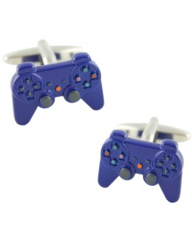 Gemelos PlayStation Azul