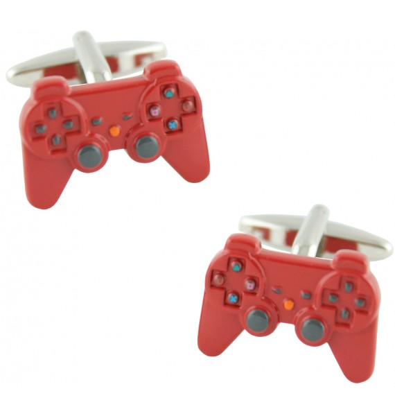 Gemelos PlayStation Rojo