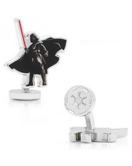 Darth Vader Action Star Wars Cufflinks