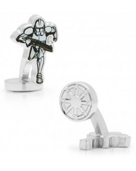 Clone Trooper Action Star Wars Cufflinks