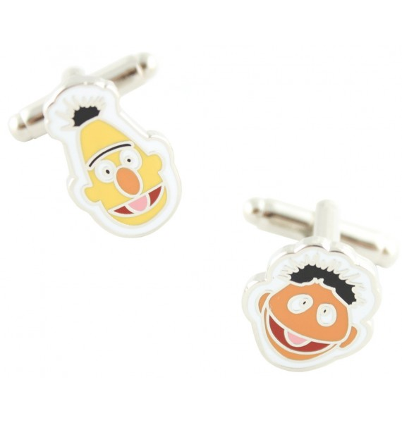 Bert and Ernie Cufflinks