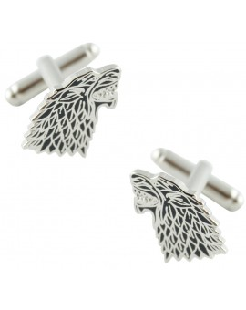 Game of Thrones House of Stark Symbol Cufflinks