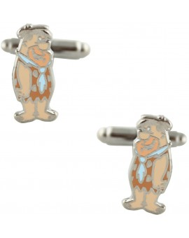 Fred Flintstone Cufflinks