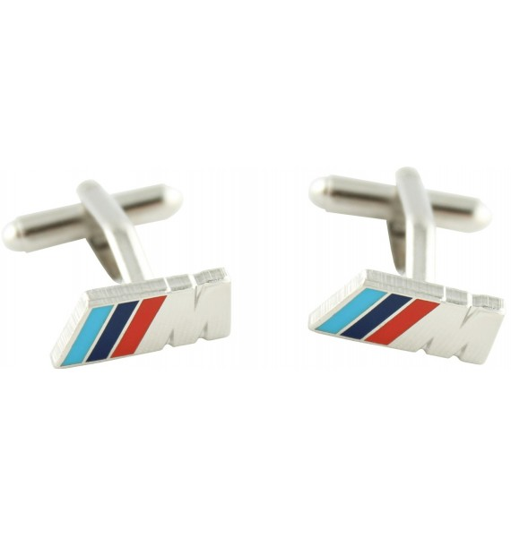 BMW M Series Logo Cufflinks