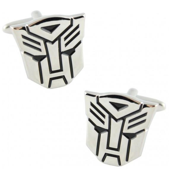 Transformer Autobot Cufflinks